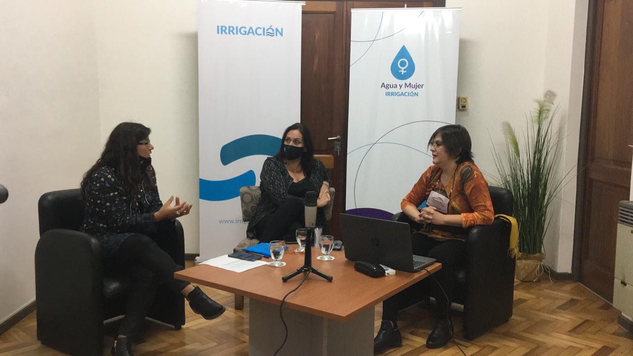 2° Encuentro del Ciclo de Charlas del Programa Agua y Mujer