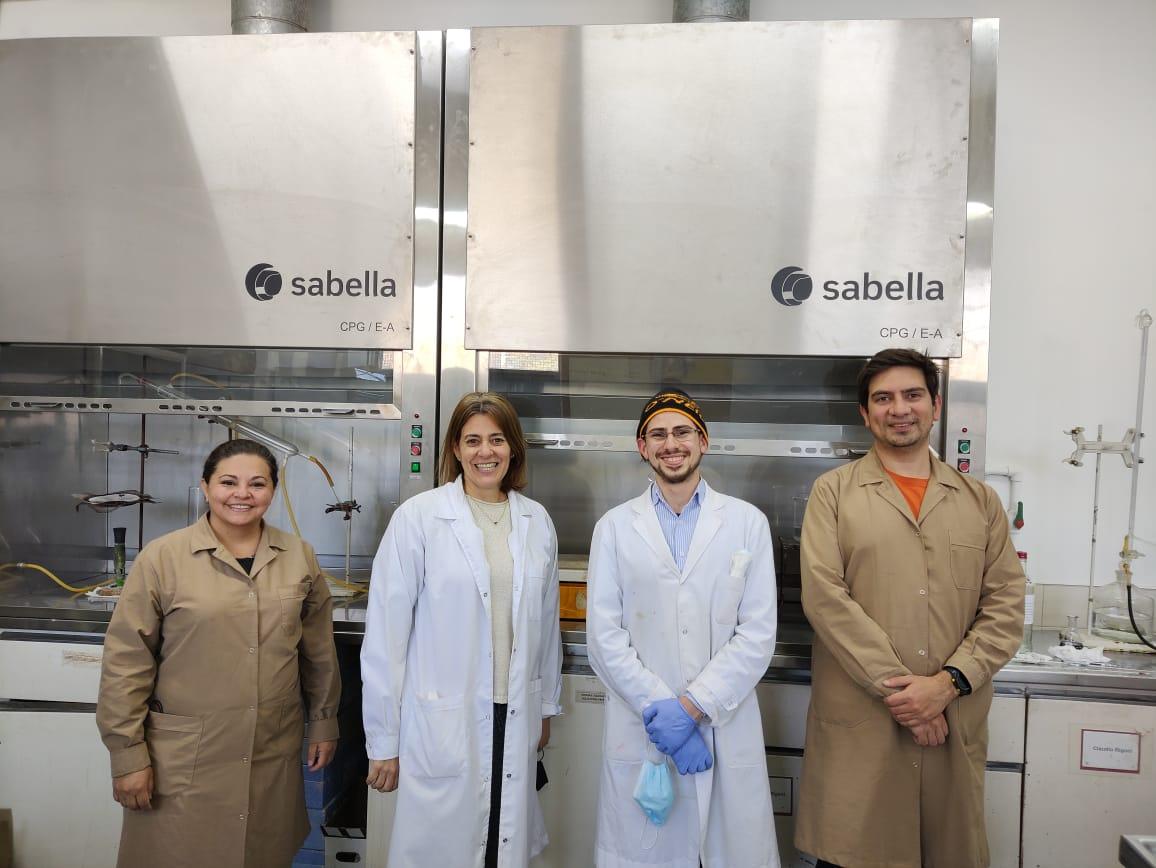 Patricia Bueno y su gran trayectoria en el Laboratorio de Aguas