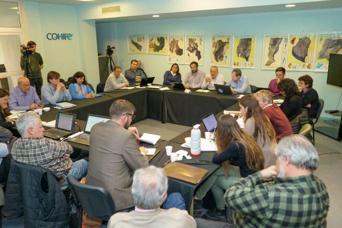 El Comité Ejecutivo del CIAI se volvió a reunir