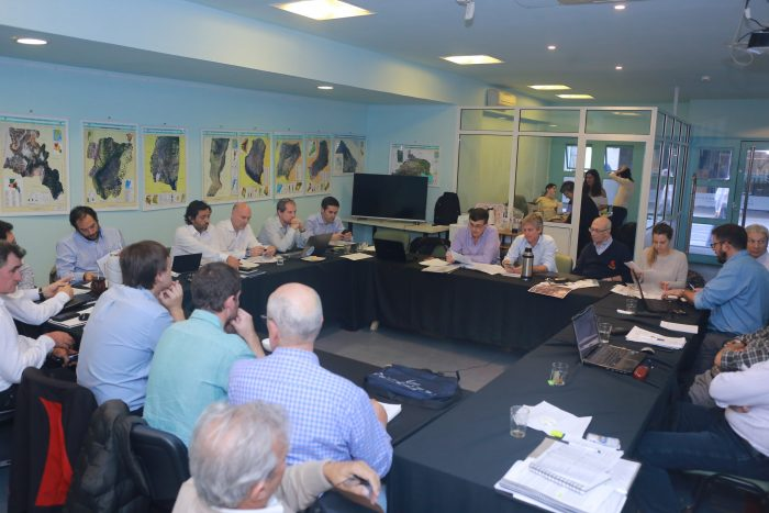 La Comisión Interprovincial del Atuel Inferior volvió a reunirse