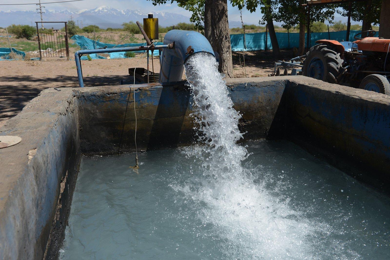 Irrigación finalizó la campaña anual de monitoreo de acuíferos