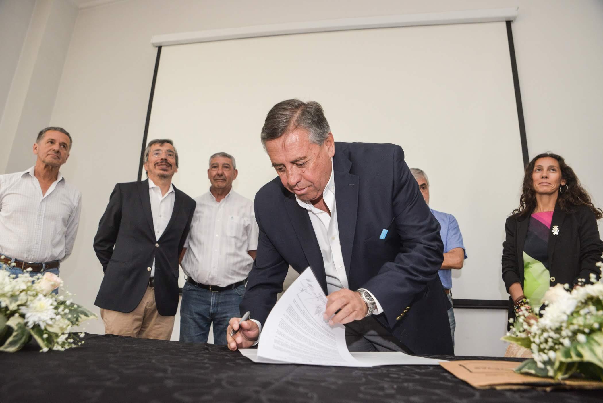 Irrigación lanzó el Observatorio del Agua de Mendoza