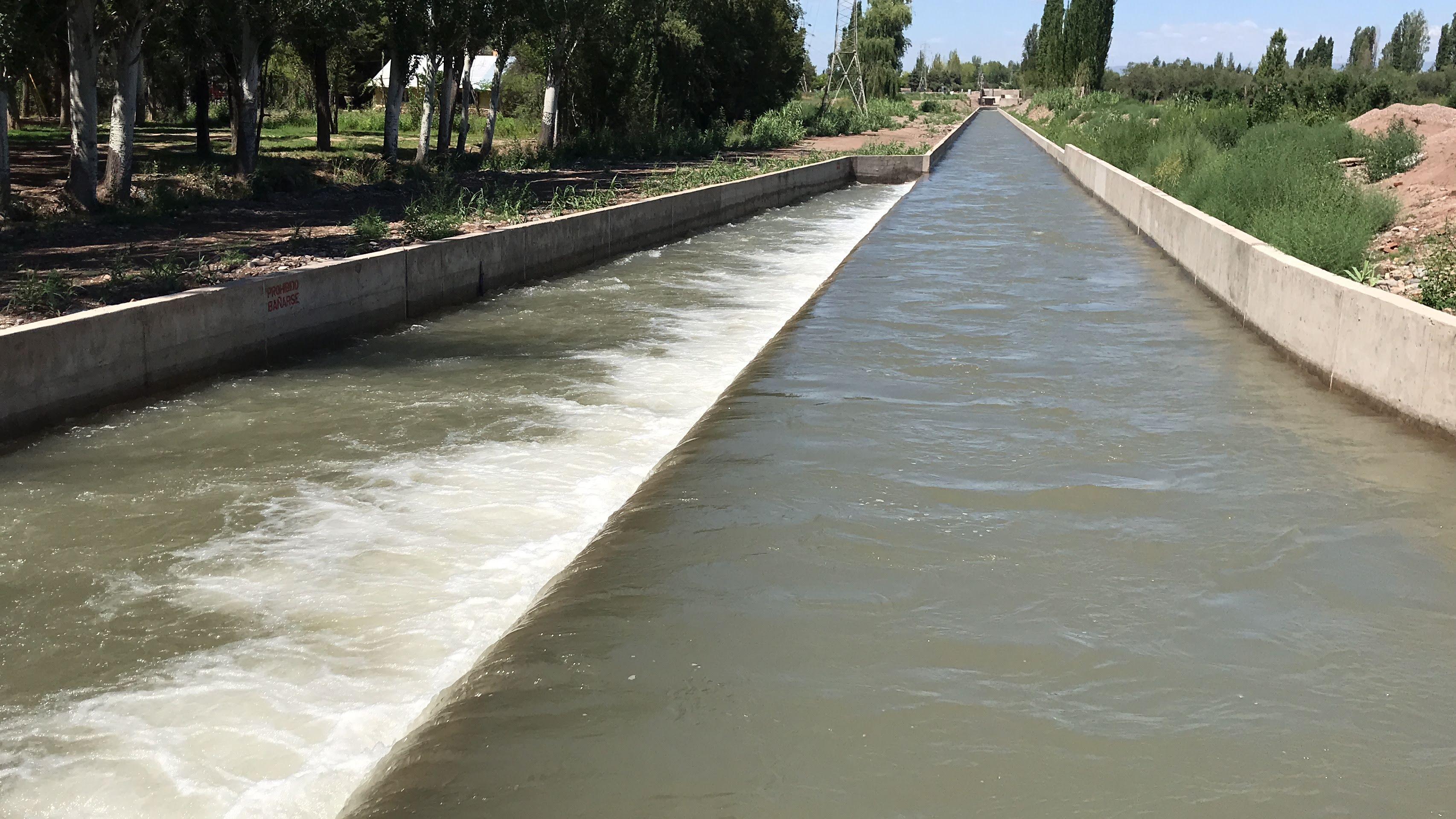 Riego: cronograma de la corta total anual de agua prevista por Irrigación