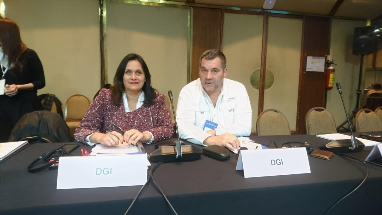 Irrigación participó de seminario sobre gobernanza del agua en Argentina