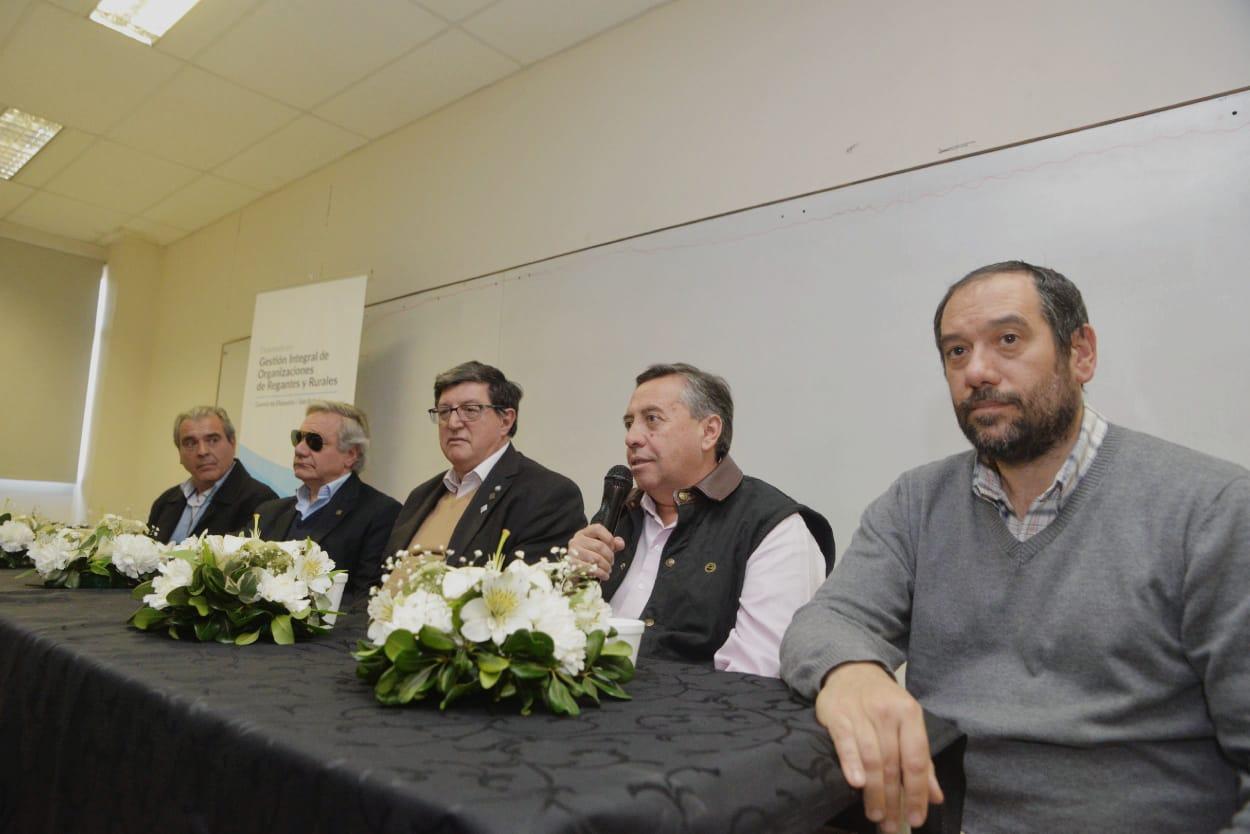 """Comenzó en el Sur el diplomado en """"Gestión Integral de Organizaciones de Regantes y Rurales"""""""