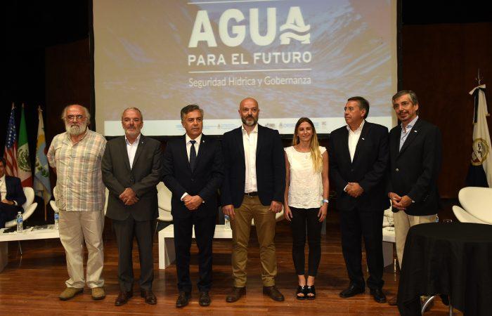 Se firmó el acuerdo Fondos de agua Mendoza
