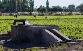 Vencimiento del canon de agua subterránea