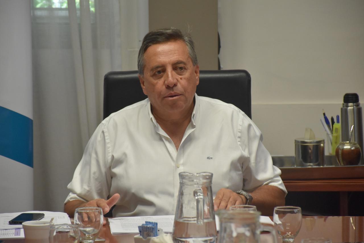 Coronavirus: Marinelli recortó los salarios de funcionarios durante el mes de marzo