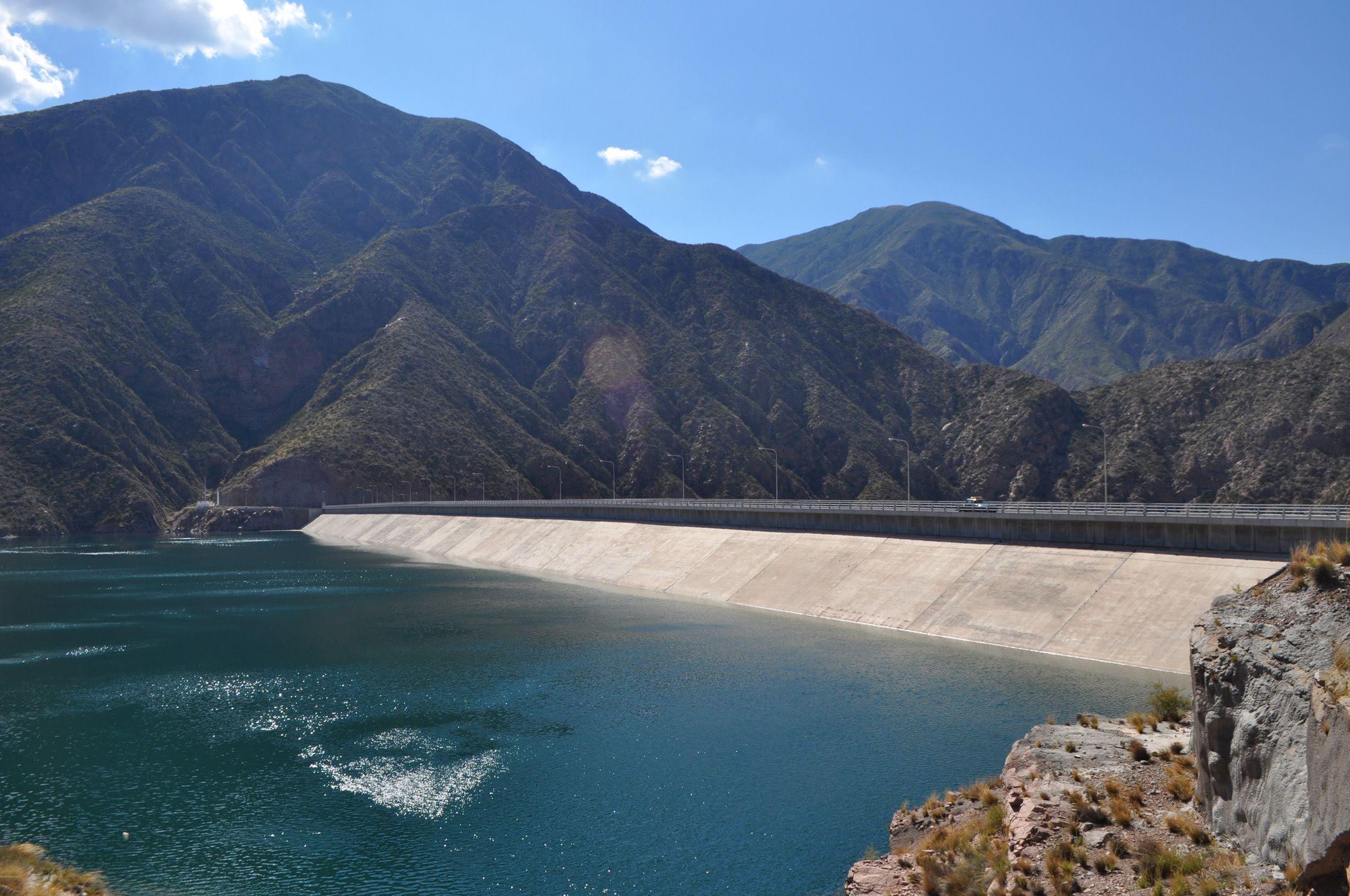 Ya podés descargar y pintar los mejores paisajes hídricos de Mendoza