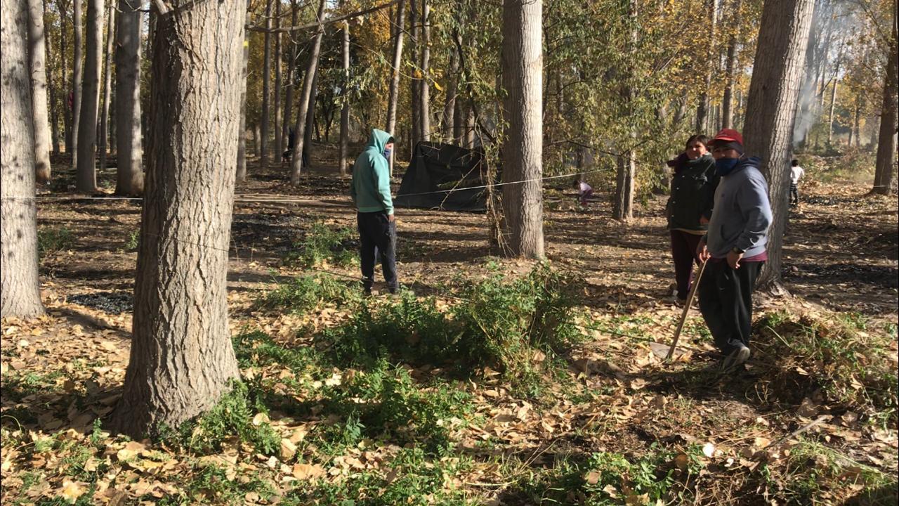 Usurpación en San Carlos: la Sociedad Rural salió a apoyar a Irrigación con un fuerte comunicado