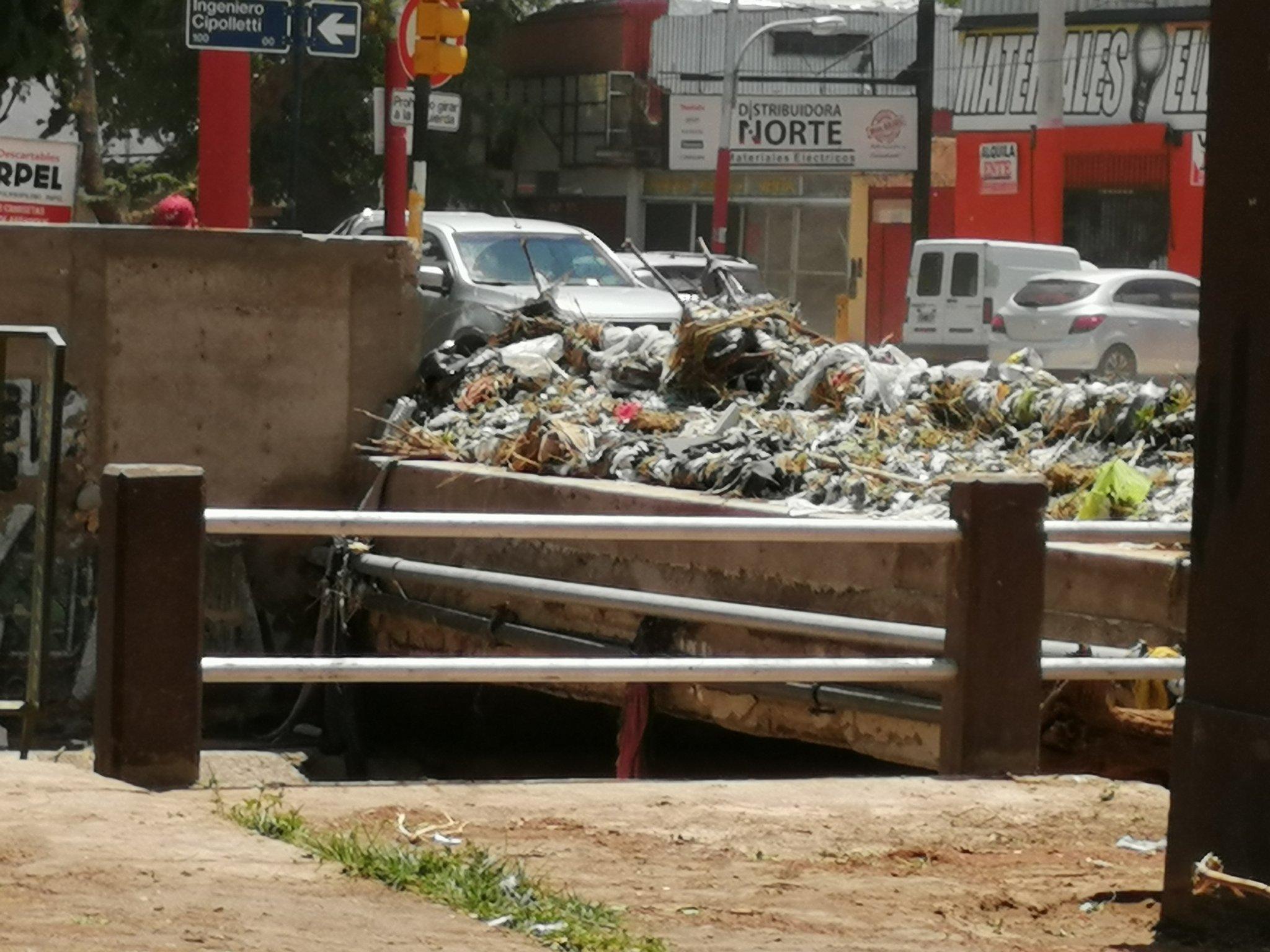 Aluvión en Mendoza: cauces sucios y falta de agua