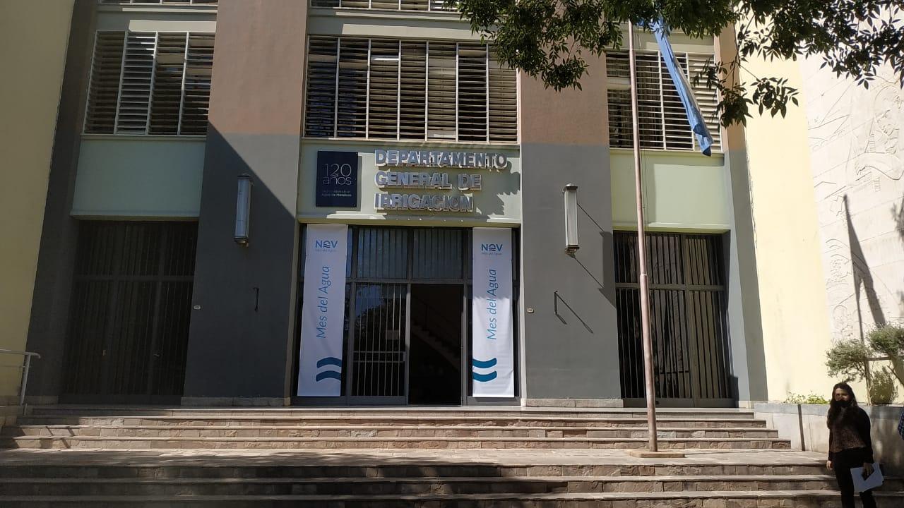 Noviembre, Mes del Agua en Mendoza