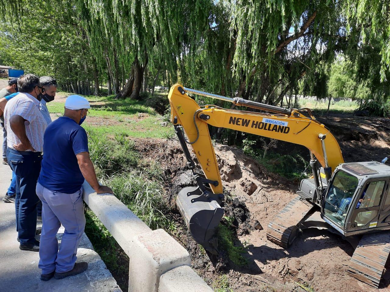Irrigación invirtió $35 millones en maquinaria pesada