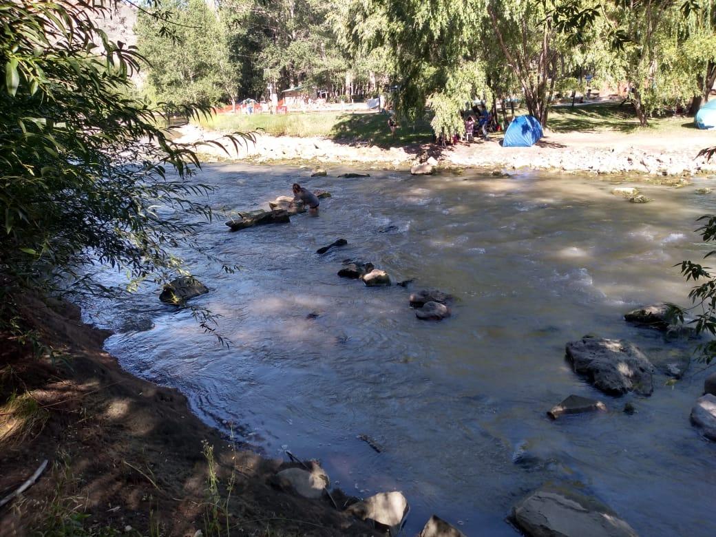 Atuel: Marinelli se reunió con prestadores de turismo y agricultores