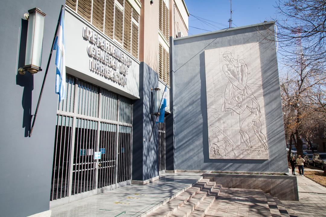 Comunicado: vandalismo y denuncia por una compuerta del Canal Matriz Santa Rosa-La Paz