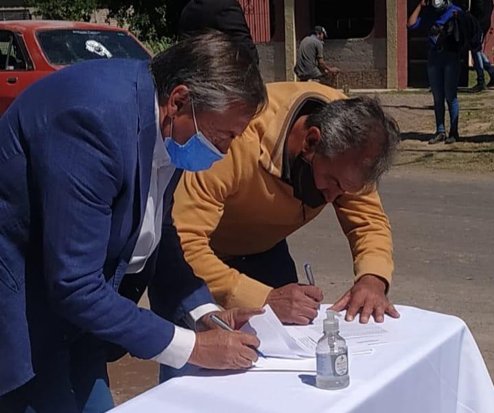 Irrigación asistirá financiera y técnicamente a Asociaciones e Inspecciones de Cauce de la zona Este